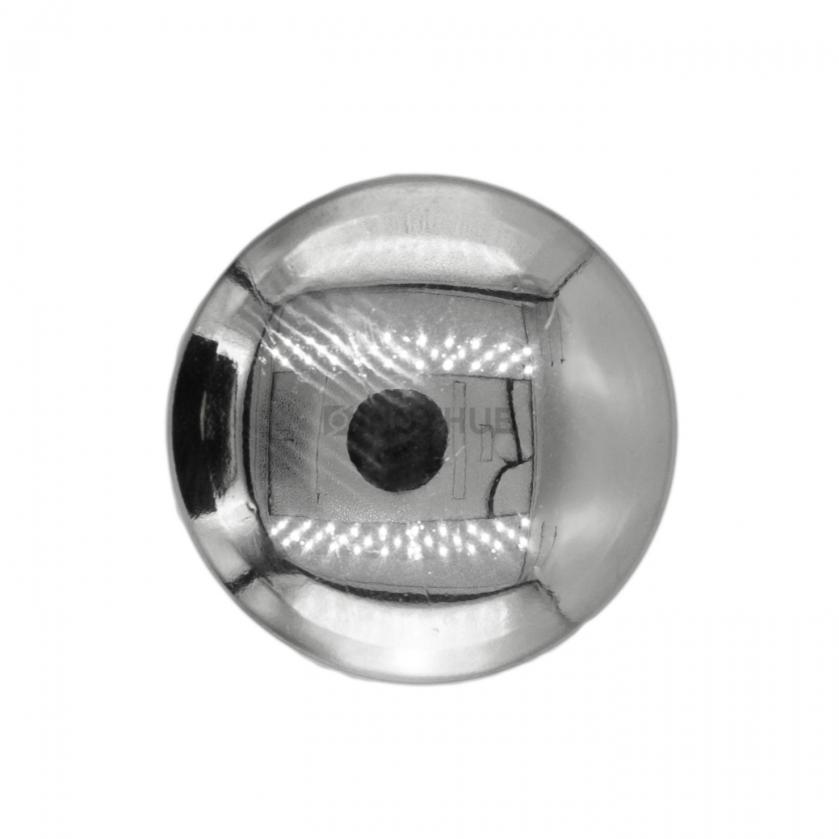 Заглушка забивная штамп., Ø42.4 мм, AISI 304, GRIT 600