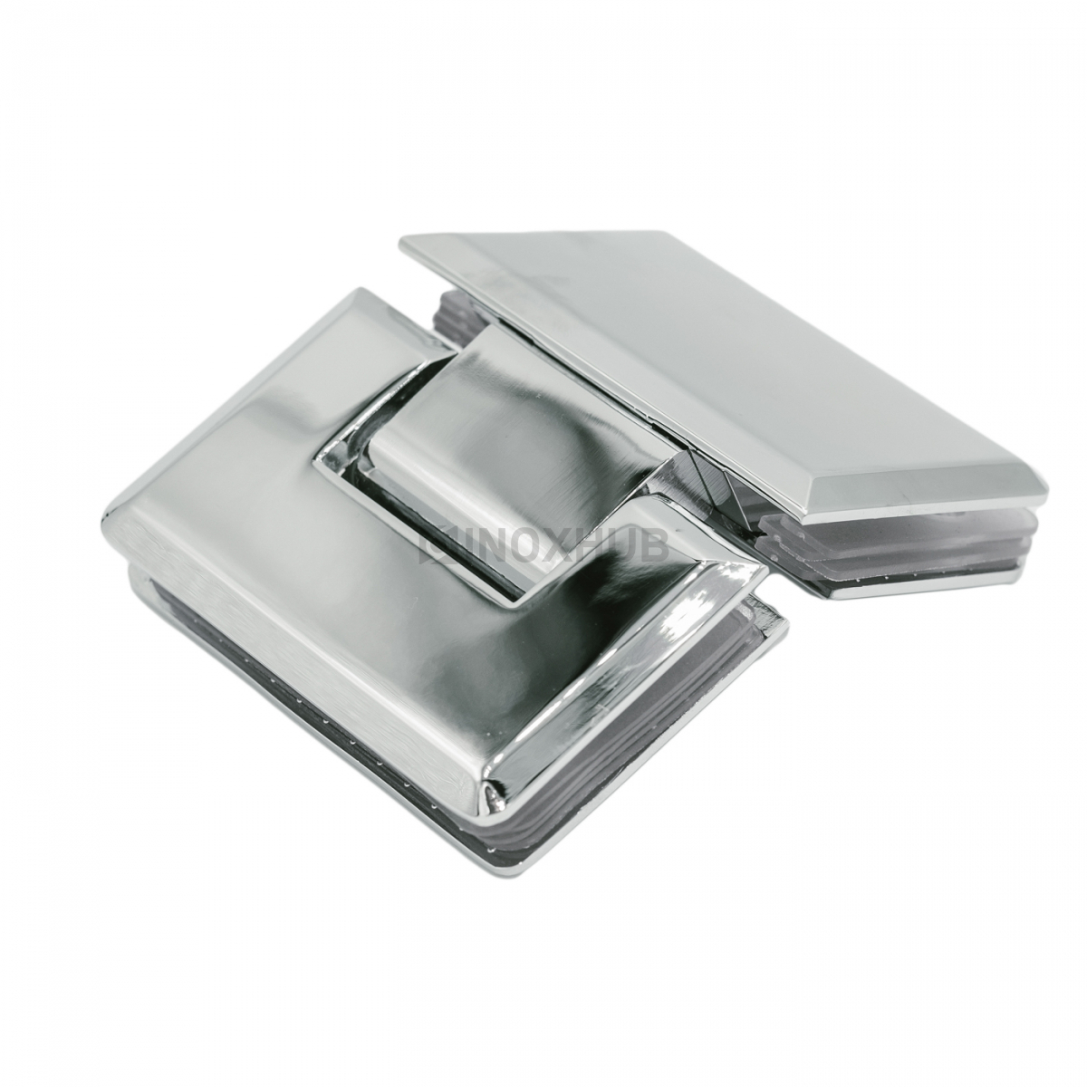 Петля (302 PC) стекло-стекло 135°, хром полированный