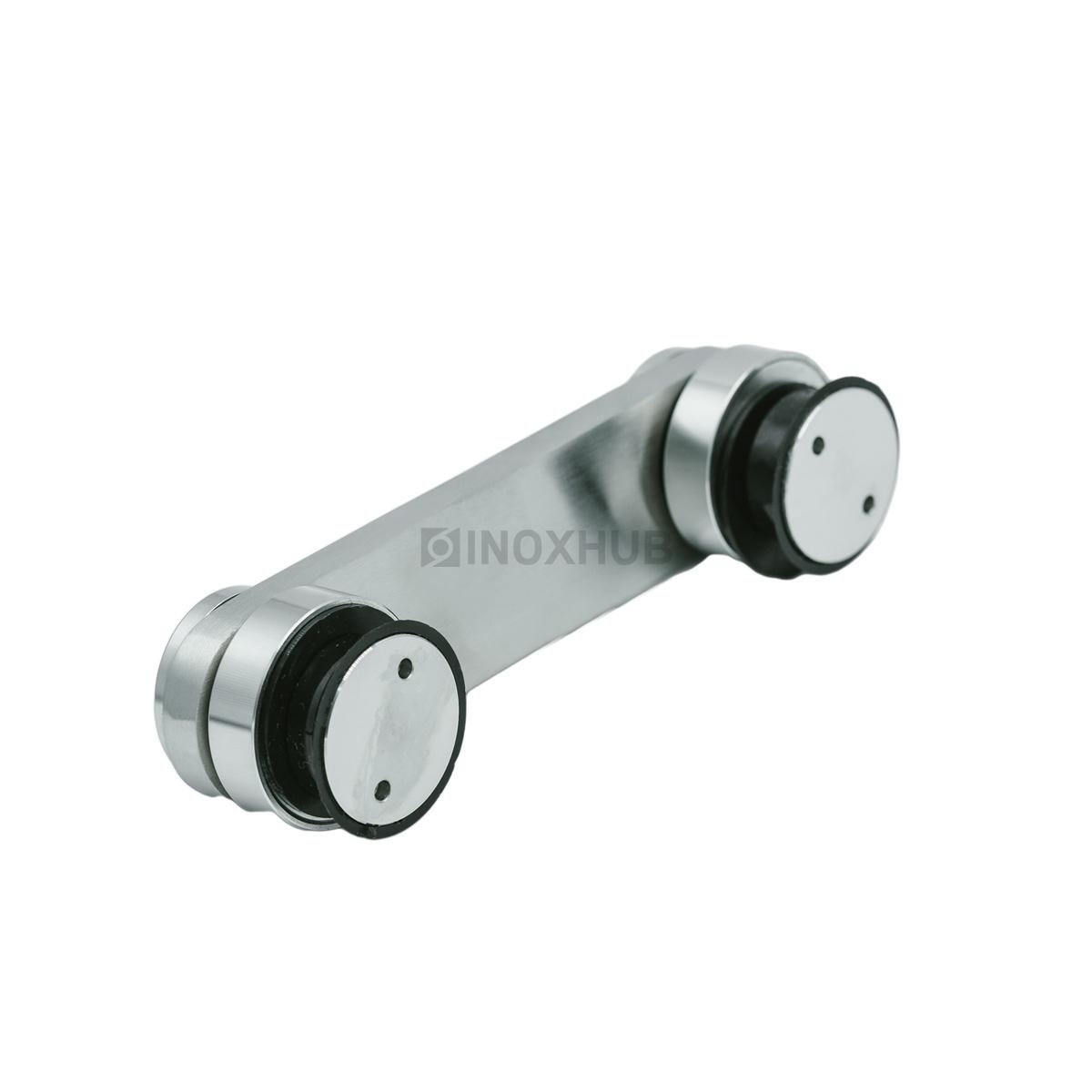 Коннектор стекло-стекло без зенковки, 820a SSS