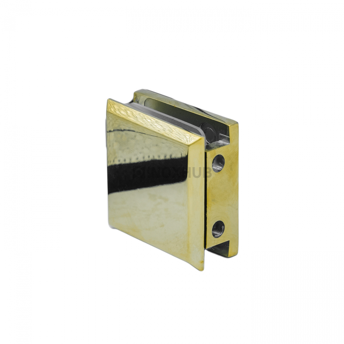 Коннектор (721-2 Gold) стекло-стена, под Золото