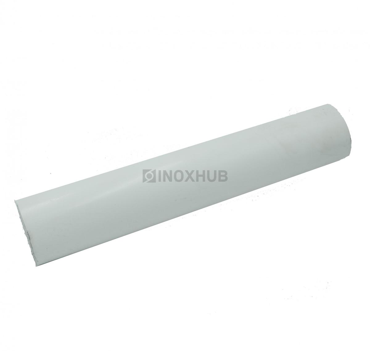 Пластиковый поручень, цвет белый, Ø49.0×4000 мм